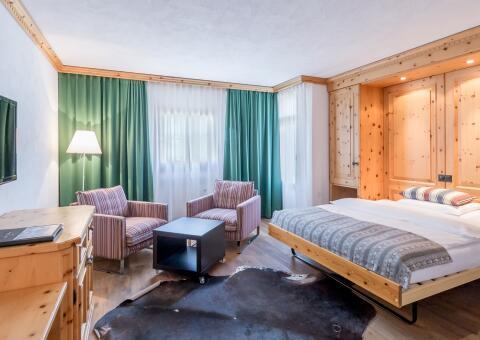Hotel Cervus St. Moritz