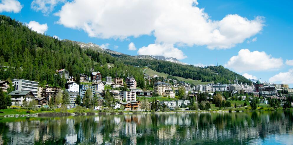 Hotel Cervus St. Moritz 70863