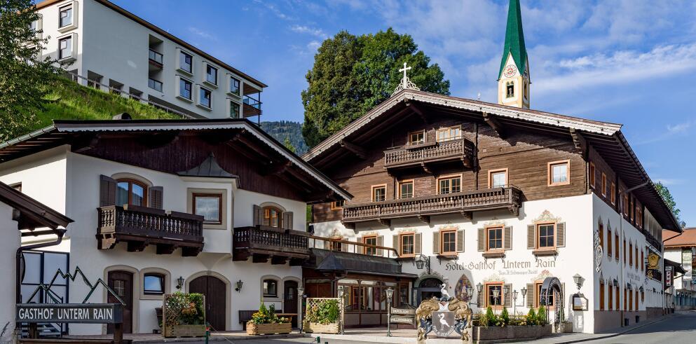 Alpen Glück Hotel Unterm Rain 70869
