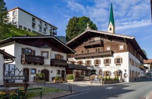 Aktives Erholen in den Kitzbüheler Alpen