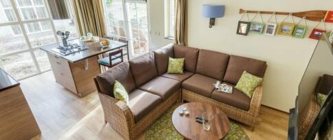 VIP Ferienhaus für bis zu 4 Personen (985)