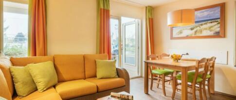 Premium-Apartment für bis zu 4 Personen