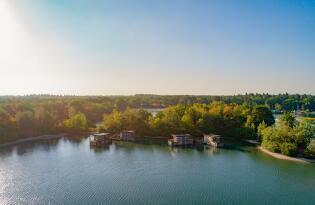 Familienurlaub zwischen Seen und Wäldern