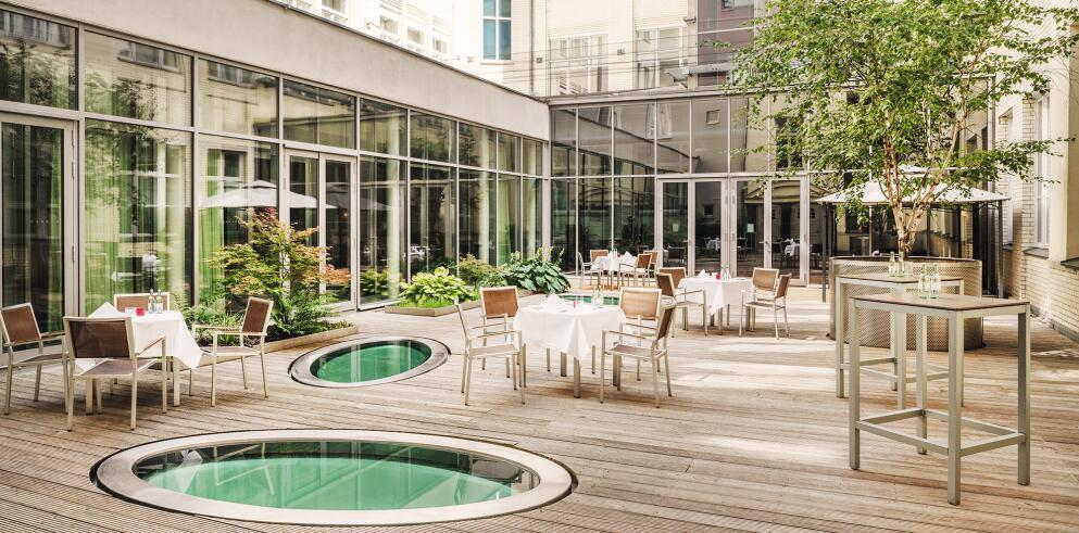 Mövenpick Hotel Berlin 71522