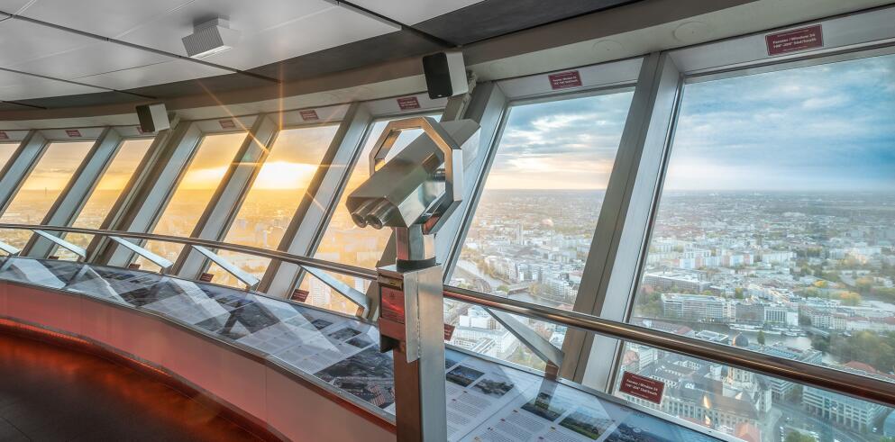 Städtereise mit Fernsehturm Berlin 71589