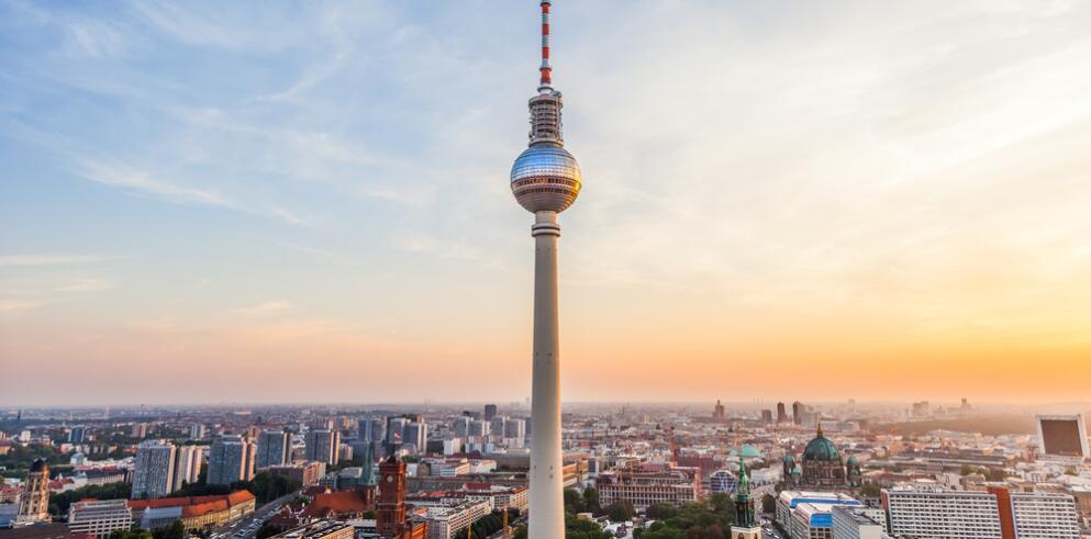 Städtereise mit Fernsehturm Berlin 71599