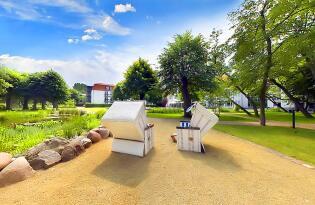 Goldene Wohlfühltage im Panorama Spa mit einmaligem Ostseeblick