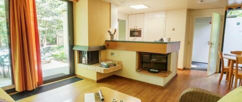 Premium Ferienhaus für bis zu 4 Personen (422)