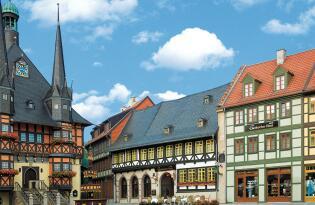 Perfekte Erholung in historischem Ambiente mitten im idyllischen Harz