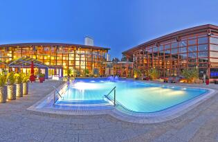 4* Best Western Plus Kurhotel + Obermain Therme