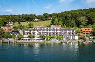 Ruhe und Vollkommenheit für Wellnessliebhaber direkt am Starnberger See