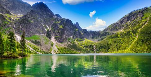 Landschaften in Polen