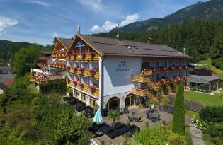 4*S Romantik Alpenhotel Waxenstein