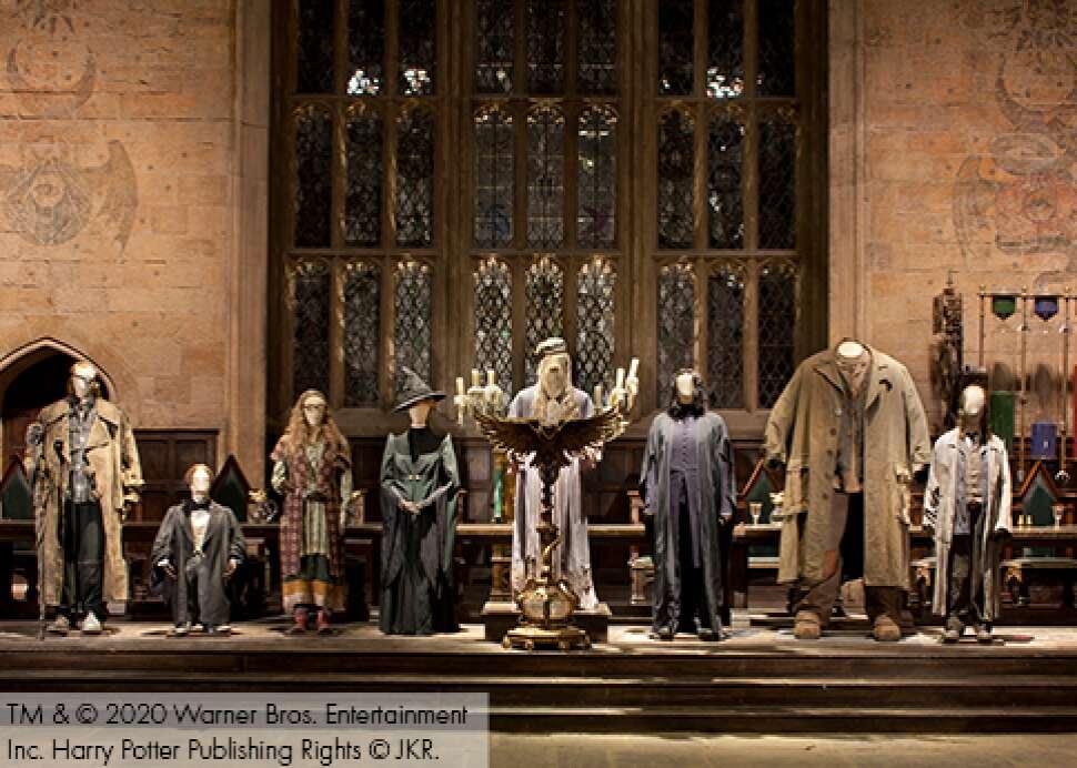 Reisegutschein Warner Bros. Studio Tour – The Making of Harry Potter