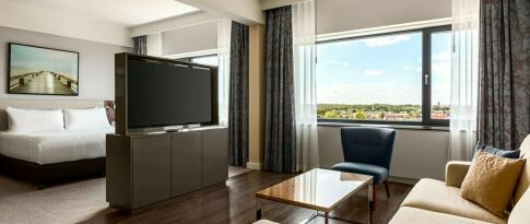 Upgrade zur Junior Suite inkl. Executive Lounge