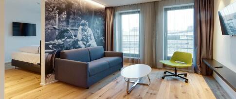 V10 Service-Apartment