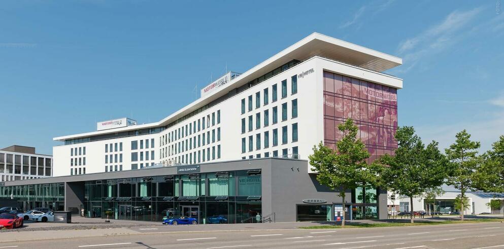 V8 Hotel Stuttgart 73438