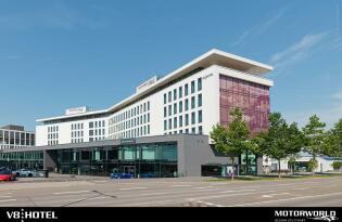 4* V8 Hotel Stuttgart