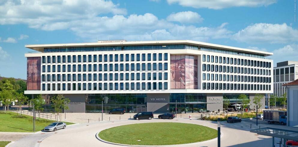 V8 Hotel Stuttgart 73439