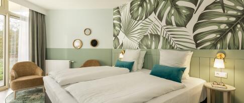 Hotelzimmer für 2 Personen – erneuert (1301)