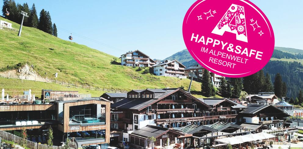 Das Alpenwelt Resort – Lifestyle . Family . SPA 73807