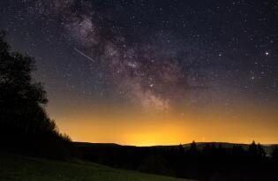 Entdecken Sie den zauberhaften Sternenhimmel im Biosphärenreservat Rhön