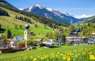 Traumhafter Wellness- und Aktivurlaub in den österreichischen Alpen