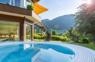 Exklusiver Wellnesstraum inmitten der bayerischen Alpen