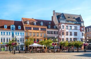 Verbreng een onvergetelijke vakantie in de Duitse wijnstreek Palts