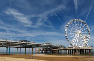 Verbringen Sie Städtetrip und Strandurlaub in einem im wunderschönen Den Haag
