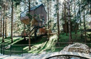 Plitvice Holiday Resort in Kroatien