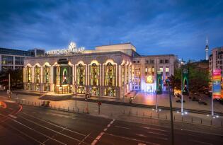 Erleben Sie das Bühnenspektakel der Superlative live in Berlin