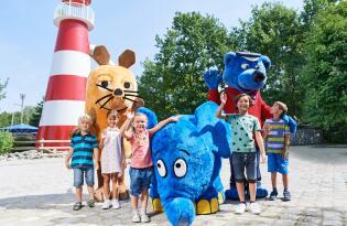 Unendlicher Familienspaß im Spieleland am schönen Bodensee
