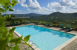 Luxus, Entspannung und italienische Lebensfreude im idyllischen Umbrien