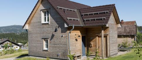 Premium Lodge PLUS (freistehend)