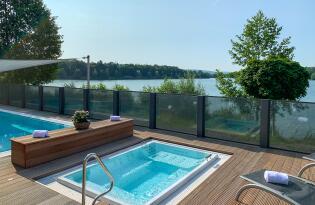 4*S Seehotel Niedernberg – Das Dorf am See