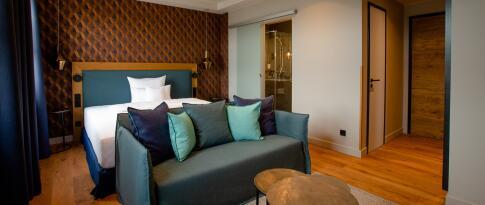 Doppelzimmer Classic Plus ohne Seeblick