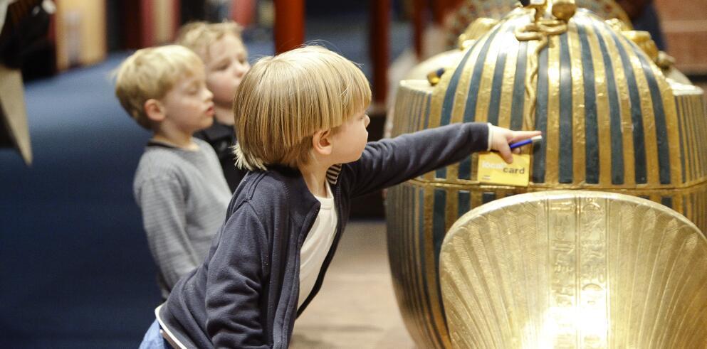 Tutanchamun Ausstellung: Sein Grab und die Schätze 75336