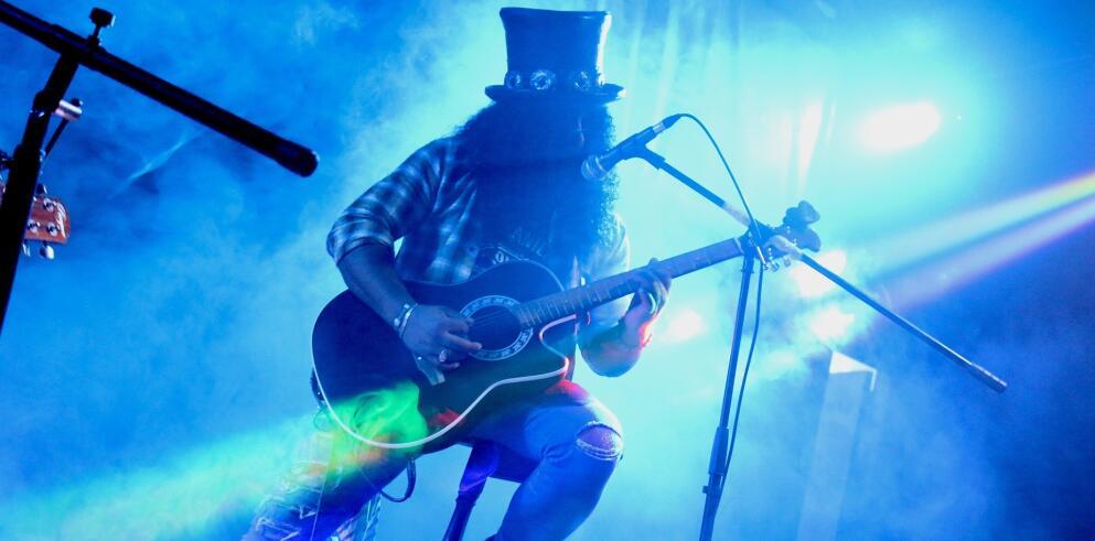 Guns N' Roses 75549