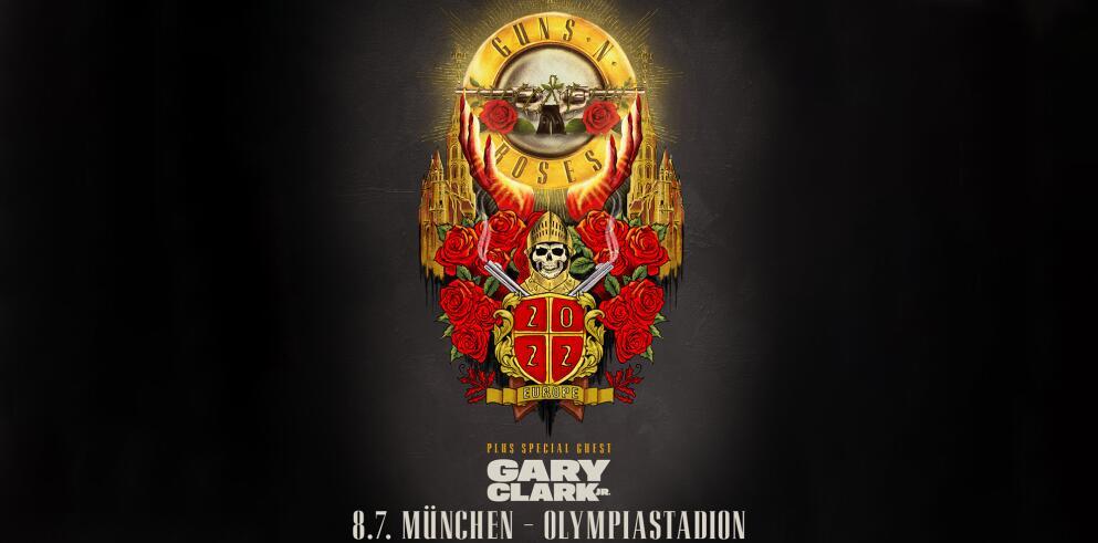 Guns N' Roses 75551
