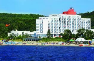 Wellnessurlaub an der polnischen Ostsee