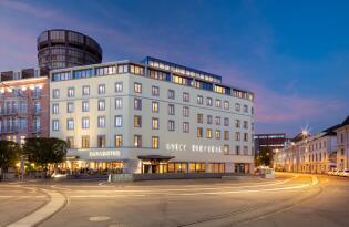 Freuen Sie sich auf entspannte Atmosphäre im Herzen Basels