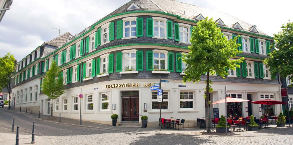 Hotel Gräfrather Hof 7648