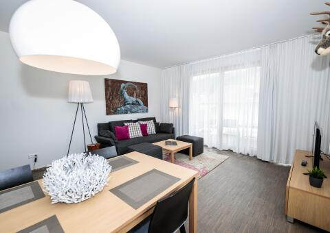 Beispiel Apartment Rock Me © Alps Residence