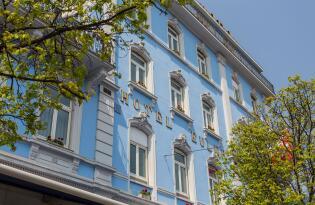 Starten Sie Ihren Städtetrip im Herzen Basels