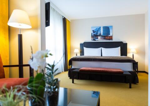 Hotel Euler Basel-0