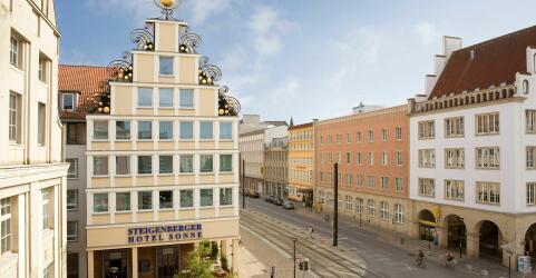 Vienna House Sonne Rostock-0
