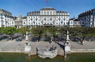 Luxusurlaub im traditionsreichen 5 Sterne Hotel