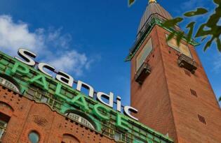 Elegantes Hotel mit langer Geschichte im Zentrum Kopenhagens