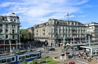 Luxuriöser Stil trifft auf historischen Charme - Städtereisen nach Zürich